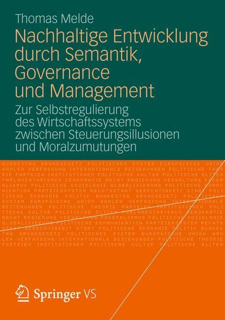 Abbildung von Melde   Nachhaltige Entwicklung durch Semantik, Governance und Management   2012