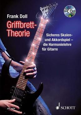 Abbildung von Doll | Griffbrett-Theorie | 2013 | Sicheres Skalen- und Akkordspi...