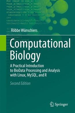 Abbildung von Wünschiers | Computational Biology | 2013 | A Practical Introduction to Bi...