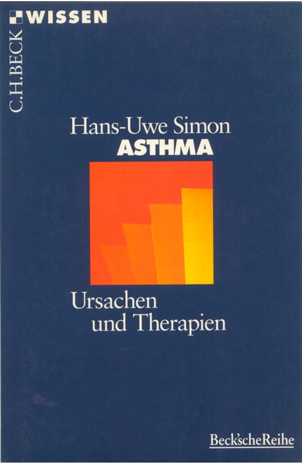 Cover: Hans-Uwe Simon, Asthma