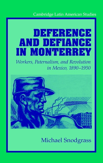 Abbildung von Snodgrass   Deference and Defiance in Monterrey   2003