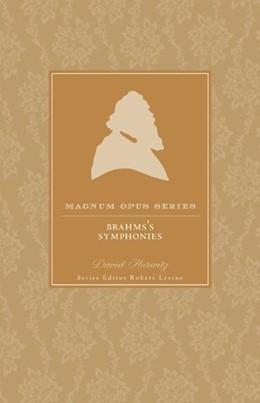 Abbildung von Hurwitz   Brahms' Symphonies   2009