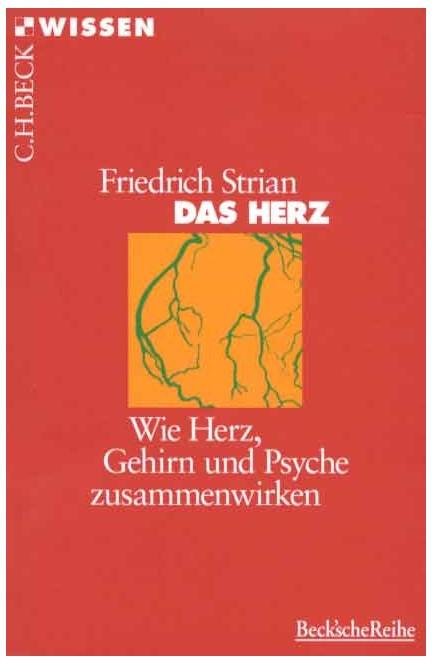Cover: Friedrich Strian, Das Herz
