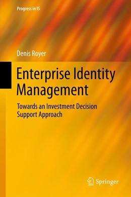 Abbildung von Royer | Enterprise Identity Management | 1. Auflage | 2013 | beck-shop.de