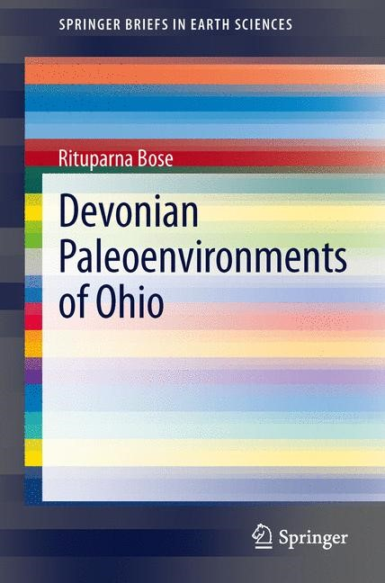 Devonian Paleoenvironments of Ohio | Bose, 2012 | Buch (Cover)