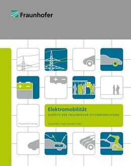 Abbildung von / Buller / Hanselka | Elektromobilität. | 2013 | Aspekte der Fraunhofer-Systemf...
