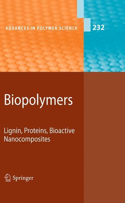 Biopolymers | Abe / Kobayashi, 2012 | Buch (Cover)