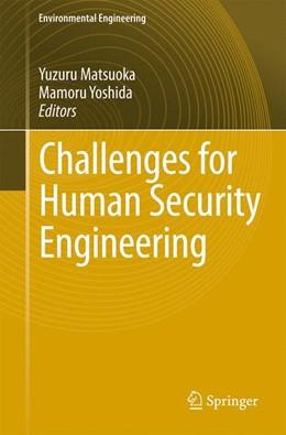 Abbildung von Matsuoka / Yoshida   Challenges for Human Security Engineering   2014
