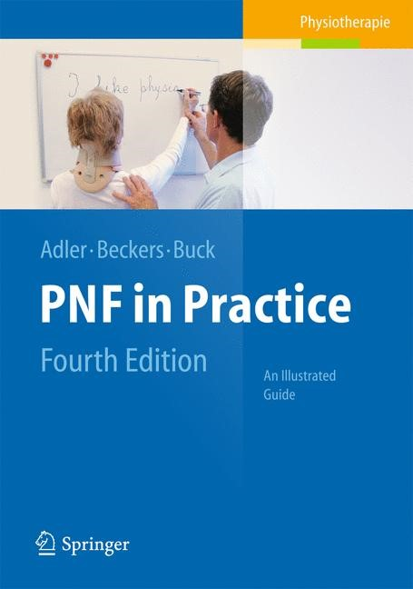 PNF in Practice | Adler / Beckers / Buck, 2013 | Buch (Cover)