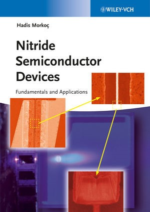 Nitride Semiconductor Devices | Morkoc, 2013 | Buch (Cover)