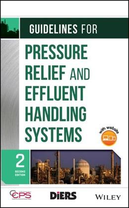 Abbildung von Guidelines for Pressure Relief and Effluent Handling Systems   2017