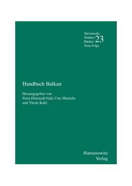Abbildung von Himstedt-Vaid / Hinrichs / Kahl | Handbuch Balkan | 2014 | 23