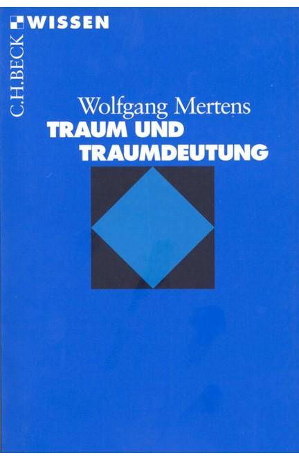 Cover: Wolfgang Mertens, Traum und Traumdeutung