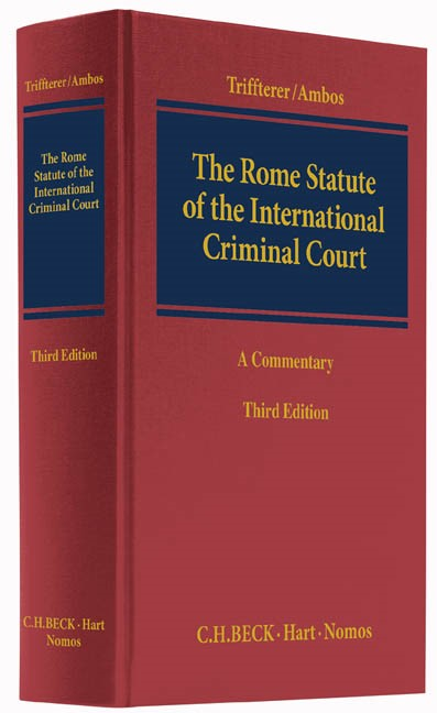 The Rome Statute of the International Criminal Court | Triffterer / Ambos | Third Edition, 2015 | Buch (Cover)