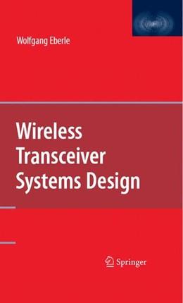 Abbildung von Eberle | Wireless Transceiver Systems Design | 2008