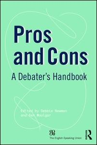 Pros and Cons | Newman / Sather / Woolgar, 2013 (Cover)