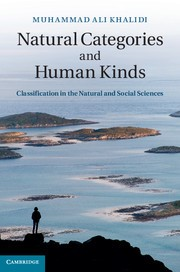 Abbildung von Khalidi | Natural Categories and Human Kinds | 2013
