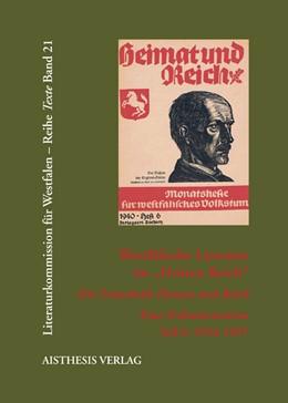 Abbildung von Gödden   Westfälische Literatur im