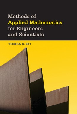Abbildung von Co | Methods of Applied Mathematics for Engineers and Scientists | 2013 | Analytical and Numerical Appro...