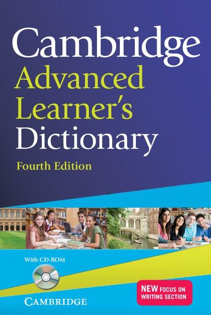 Abbildung von Cambridge Advanced Learner's Dictionary with CD-ROM | 2013
