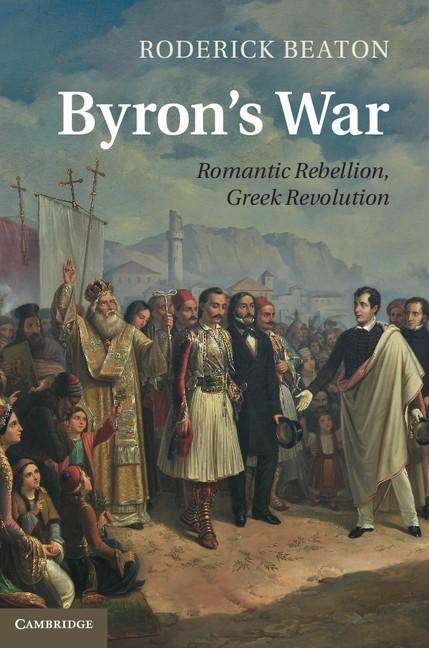 Abbildung von Beaton   Byron's War   2013