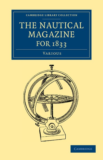 Abbildung von Various Authors | The Nautical Magazine for 1833 | 2013