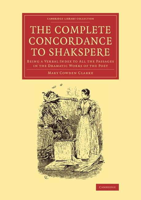 Abbildung von Clarke | The Complete Concordance to Shakspere | 2013