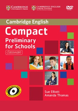 Abbildung von Elliott / Thomas   Compact Preliminary for Schools Classware DVD-ROM   2013