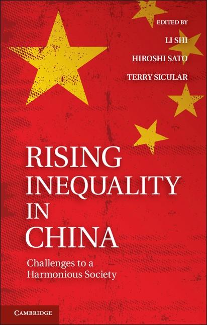 Abbildung von Li / Sato / Sicular | Rising Inequality in China | 2013