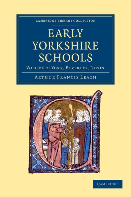 Abbildung von Leach | Early Yorkshire Schools | 2013
