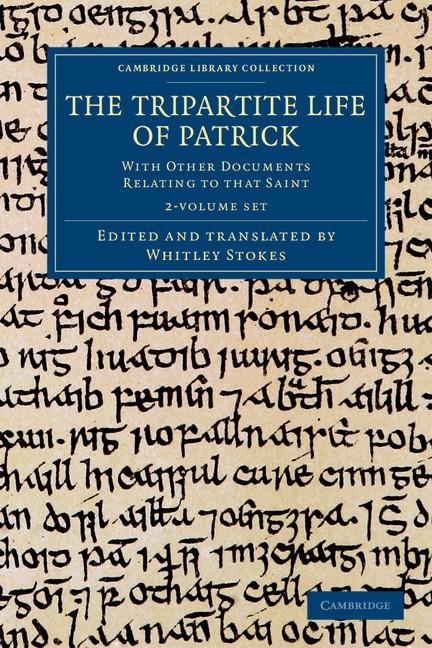 Abbildung von The Tripartite Life of Patrick 2 Volume Set   2012