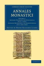 Abbildung von Luard | Annales Monastici | 2012