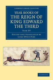 Abbildung von Year Books of the Reign of King Edward the Third | 2012