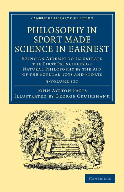 Abbildung von Paris   Philosophy in Sport Made Science in Earnest 3 Volume Set   2013