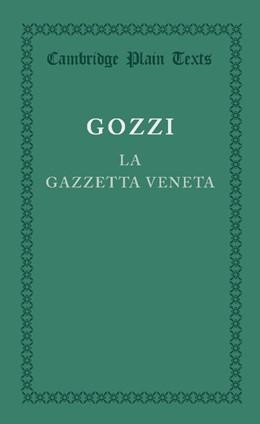 Abbildung von Gozzi | La gazzetta veneta | 2013