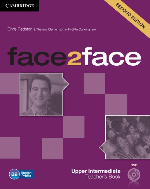 Abbildung von Redston / Clementson   face2face Upper Intermediate Teacher's Book with DVD   2013