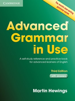 Abbildung von Hewings | Advanced Grammar in Use with Answers | 2013 | A Self-Study Reference and Pra...