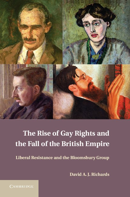 Abbildung von Richards | The Rise of Gay Rights and the Fall of the British Empire | 2013