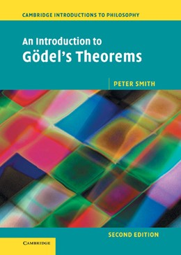 Abbildung von Smith | An Introduction to Gödel's Theorems | 2013