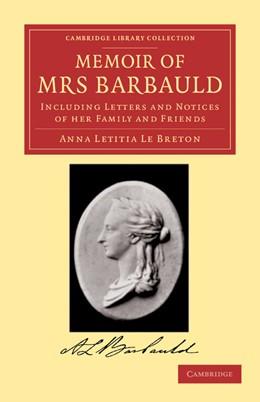 Abbildung von Le Breton   Memoir of Mrs Barbauld   2013