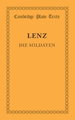 Abbildung von Lenz | Die Soldaten | 2013