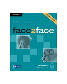 Abbildung von Redston / Clementson | face2face Intermediate Teacher's Book with DVD | 2013