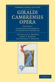Abbildung von Brewer / Dimock / Warner | Giraldi Cambrensis opera | 2012