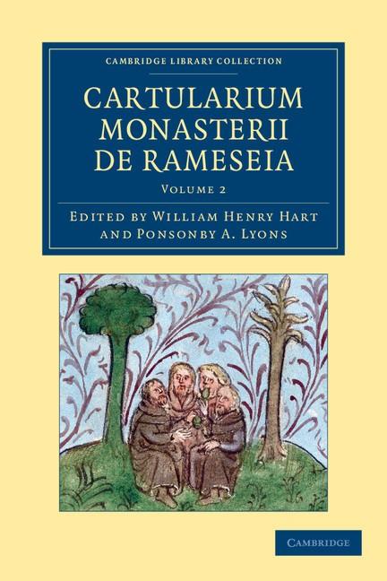 Abbildung von Hart / Lyons   Cartularium Monasterii de Rameseia   2012
