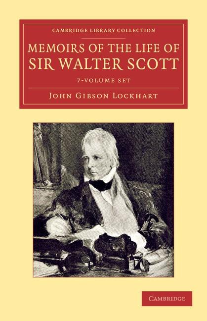 Abbildung von Lockhart | Memoirs of the Life of Sir Walter Scott, Bart 7 Volume Set | 2012