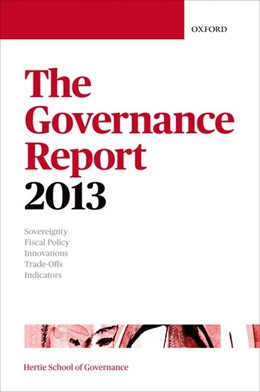 Abbildung von Hertie School of Governance | The Governance Report 2013 | 2013