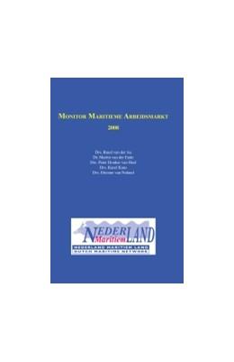 Abbildung von Van Der Aa / Van Der Ende / Donker Van Heel | Monitor Maritieme Arbeidsmarkt 2008 | 2009 | 33
