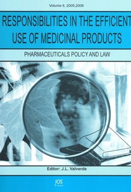 Abbildung von Valverde | Responsibilities in the Efficient Use of Medicinal Products | 2006 | 8
