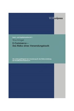 Abbildung von Krügel | E-Commerce – Das Risiko eines Versendungskaufs | 2005 | Die Leistungsfähigkeit der Anw... | Band 002