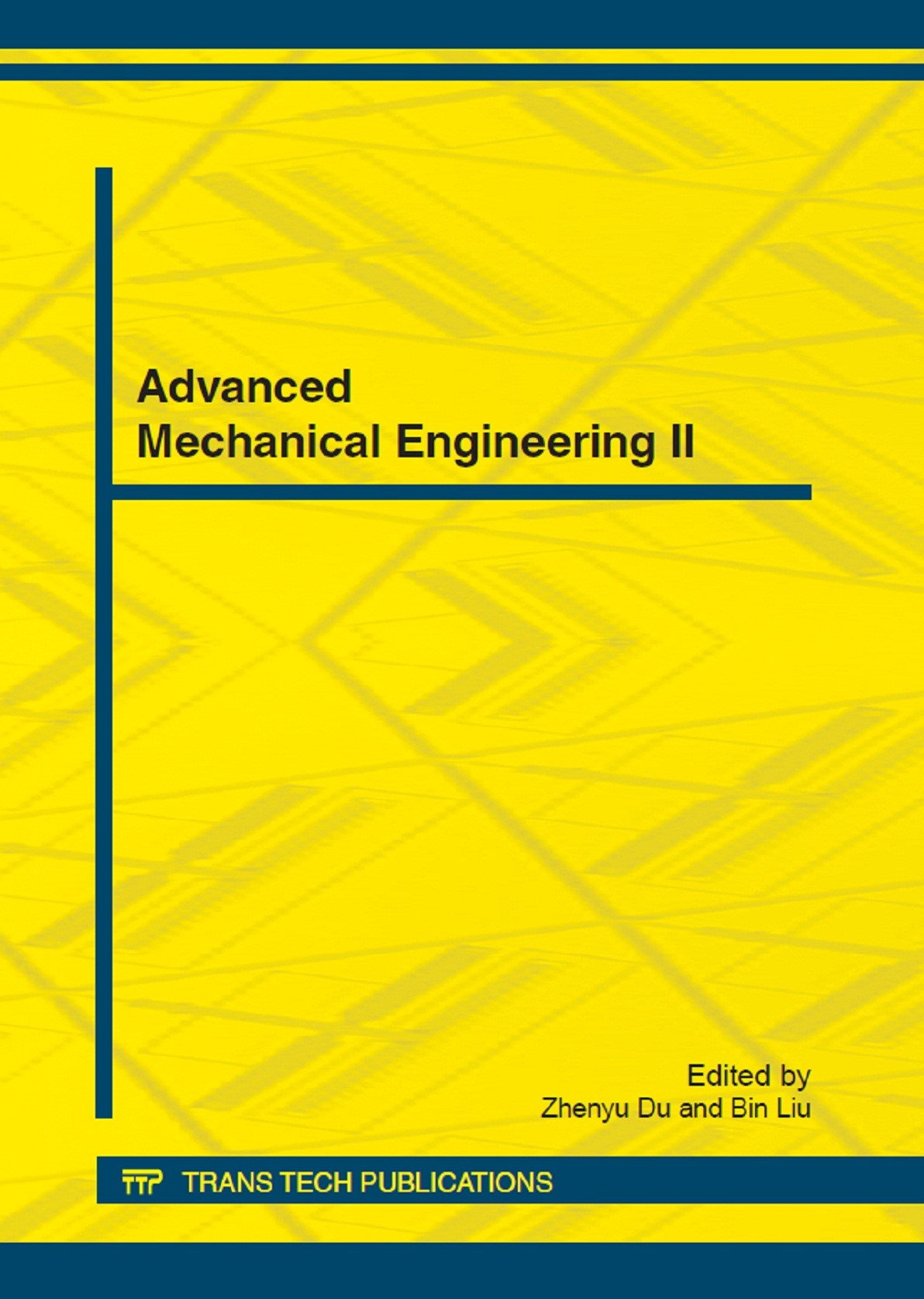 Advanced Mechanical Engineering II | Du / Liu, 2012 | Buch (Cover)